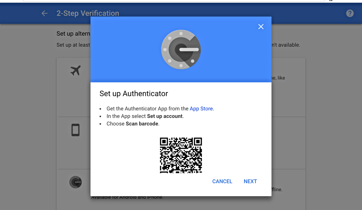 how to create and use google authenticator 6