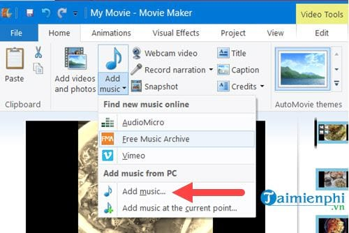 how to create videos from windows 10 with windows movie maker 6