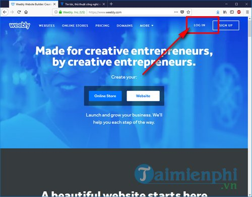 how to create a free website on weebly 2