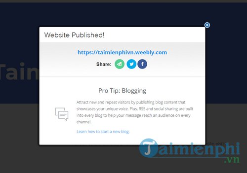 how to create a free website on weebly 12