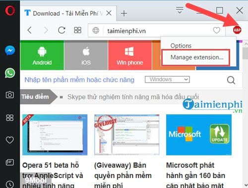 how to disable adblock disable an 11