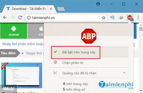 how to disable adblock disable 3