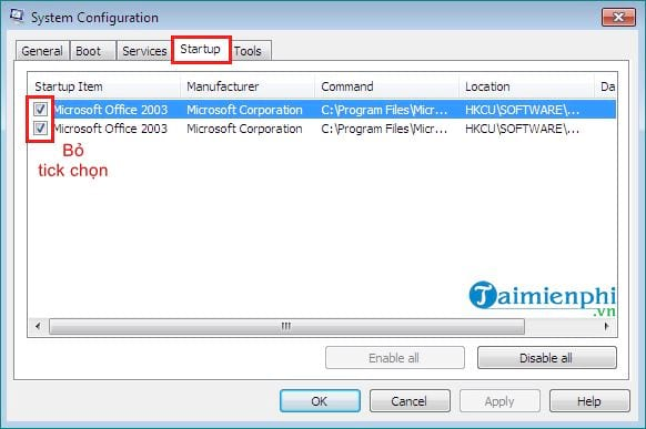 how to remove shared software from windows 7 4