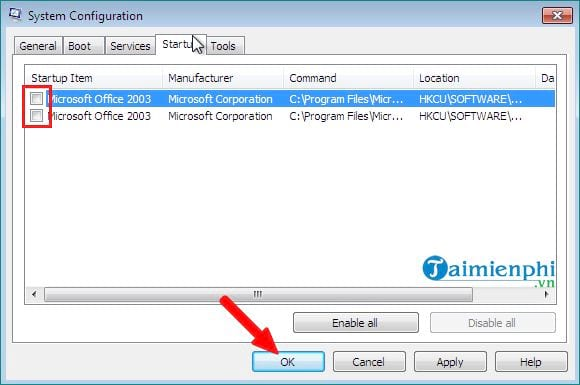 how to remove shared software from windows 7 5