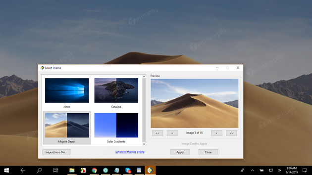 how to change the live wallpaper immediately on windows 10 11