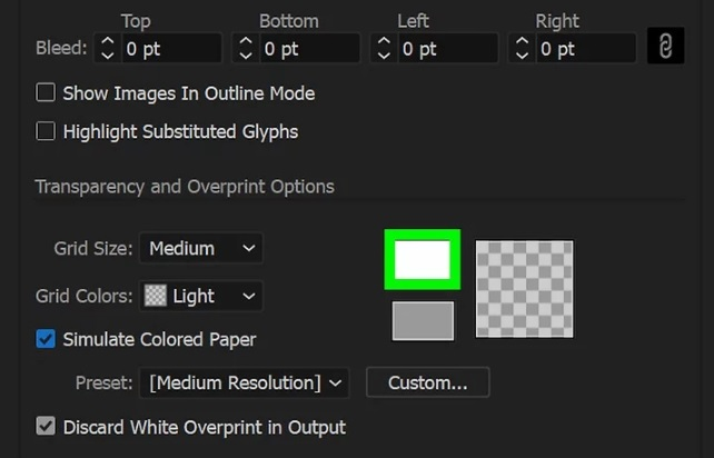 how to change the mac layout on illustrator 5