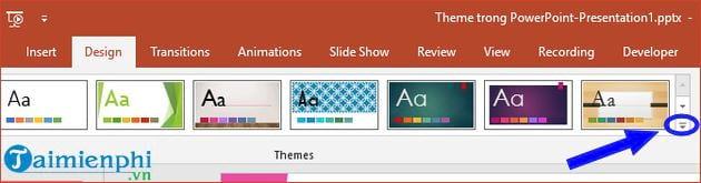 how to change theme in powerpoint 20