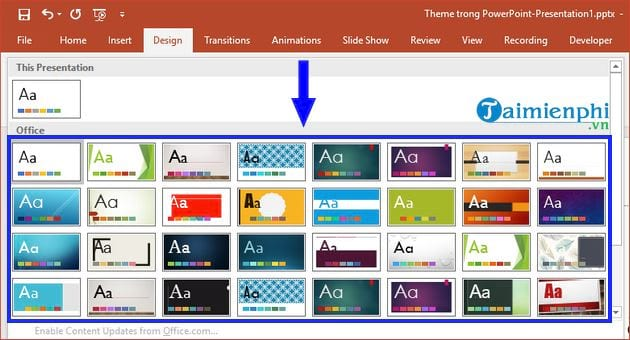 how to change theme in powerpoint 21