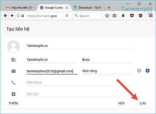 how to add email address to your gmail account 7