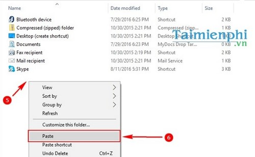 how to add google drive menu to fade