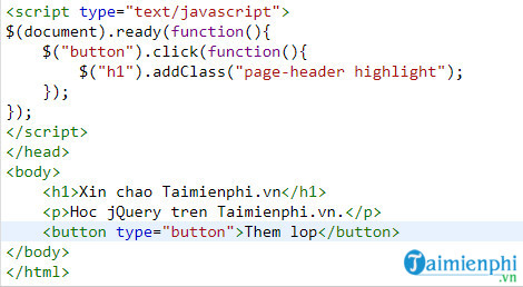 how to add and delete css bang jquery 3
