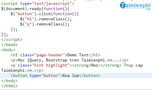 how to add and delete css bang jquery 7