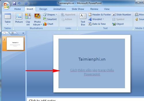 how to add them to powerpoint 3 page