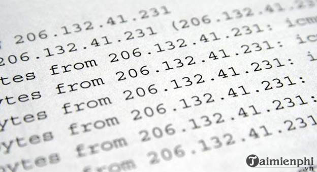 how to find cong ip address