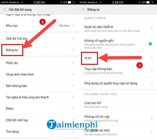 how to find the familiar xiaomi phone 3