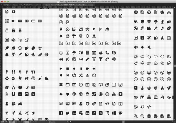 how to create vector icons in adobe illustrator 3