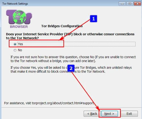 access deepweb with browser 5