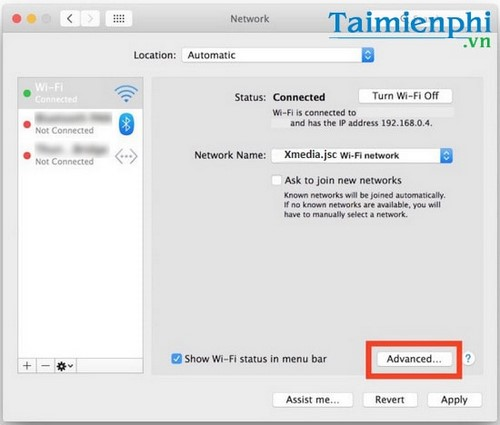 The access method is very high on windows mac android ios when it is disabled