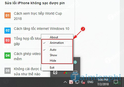 how to automatically manage the taskbar when the screen is 4