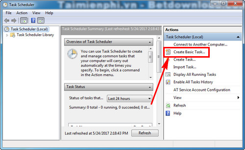 how to synchronize the backup file for a folder on windows 2