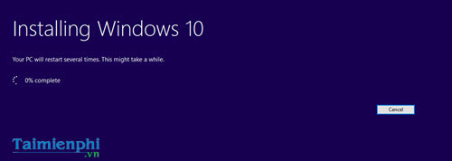 How to update to Windows 10 Creators Update without data 15