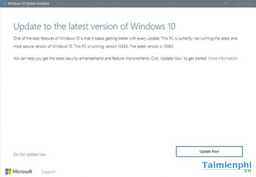 How to update to Windows 10 Creators Update without data 5