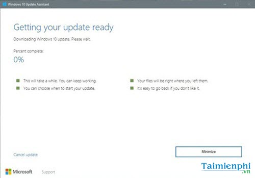 how to update to windows 10 creators update without data 7