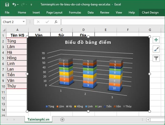 ways to show excel by excel 12