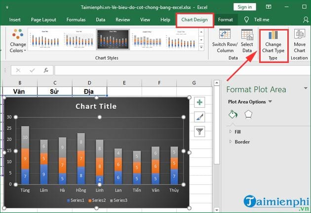 how to show excel by excel 10