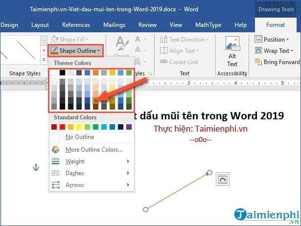 how to write ten letters in word 2019 11