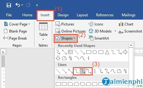 how to write ten letters in word 2019 21