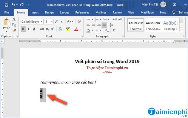 how to compare text in word 2019 4