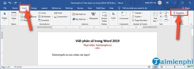 how to compare text in word 2019 5