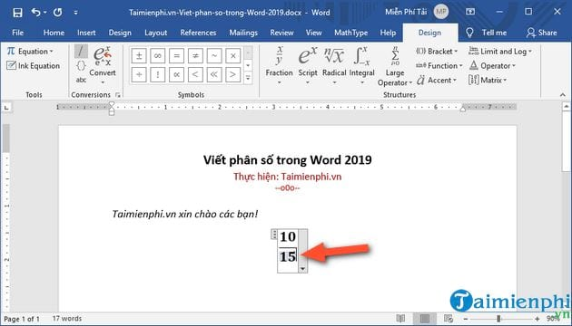 how to compare text in word 2019 7