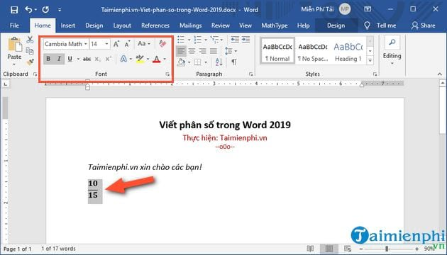 How to compare text in word 2019 8