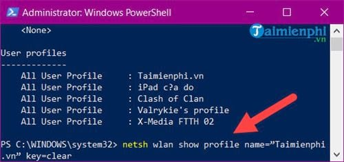 how to see wifi connection with internet connection on windows 10 computer