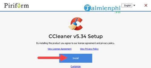how to see ccleaner version 5
