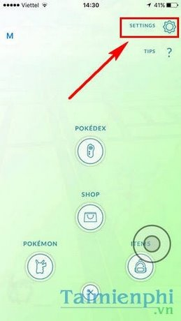 how to see the pokemon go version is using