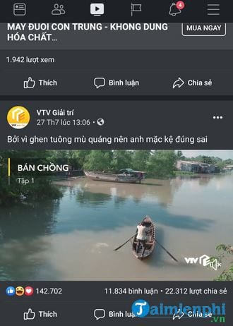 how to watch facebook watch video on phone 6