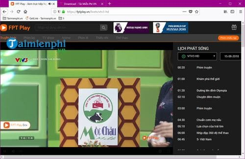 how to view vtv3 vtv3 hd on computer 9