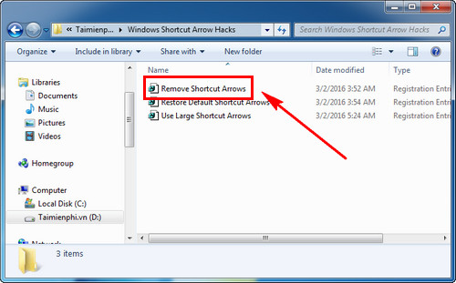 How to delete the Windows 10 shortcut on Windows 7 8 10 9