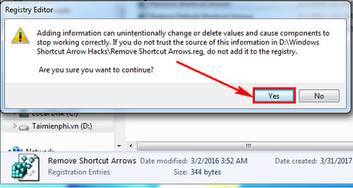 how to delete the symbol on the windows 7 8 10 10 shortcut