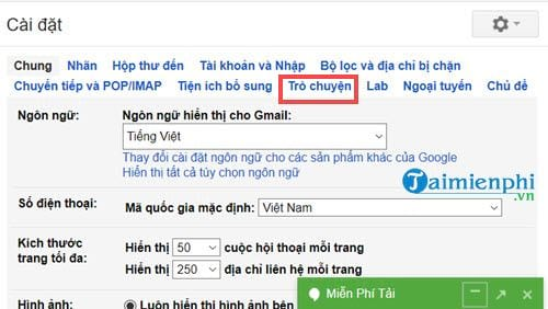 How to delete gmail chat folder 3