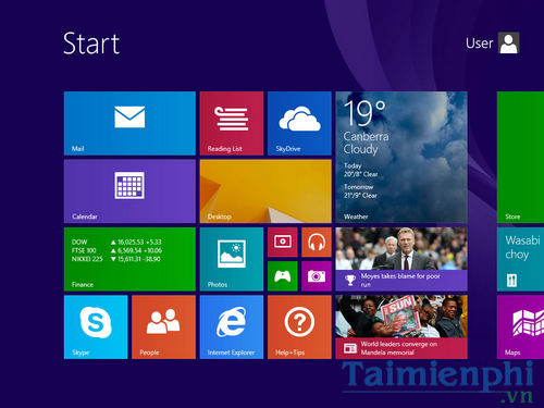 Clear the cache of Windows 8