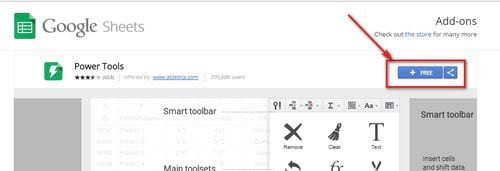 How to delete page spaces in Google Sheets 8
