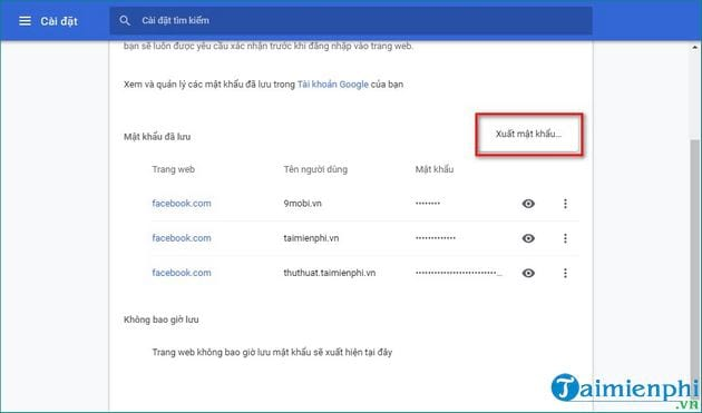How to delete gmail password stored on chrome new page 4