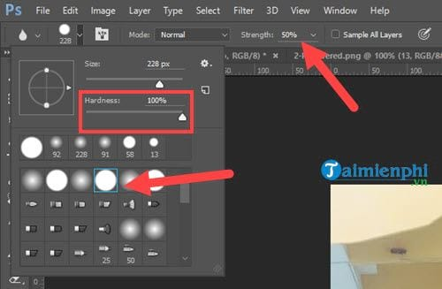 How to delete photoshop in Photoshop 4
