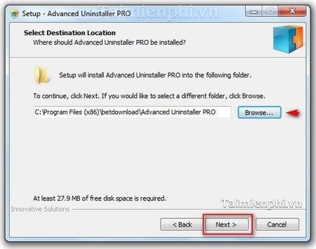 How to install Advanced Uninstaller Pro on windows
