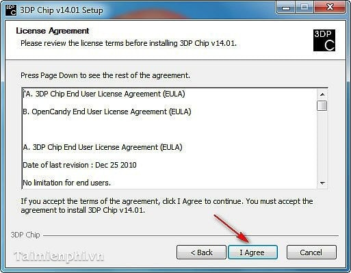 install 3dp chip, install firmware from driver update