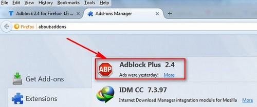 how to install adblock plus for firefox